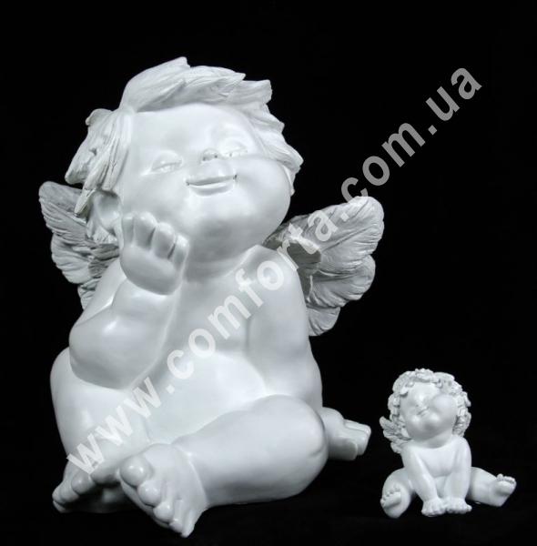 Ангелочек - мечташка большой, высота ~ 40 см