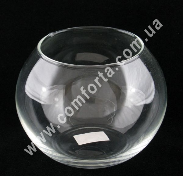 стеклянная ваза шар купить опт