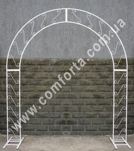 арка свадебная разборная, материал - металл