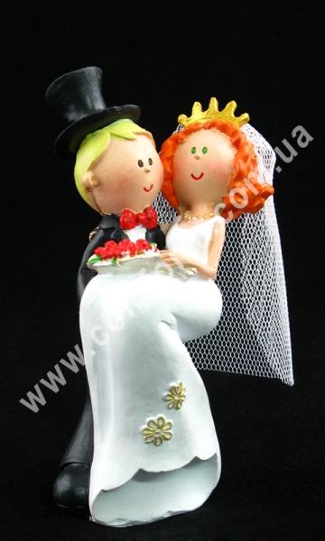 свадебные статуэтки молодоженов