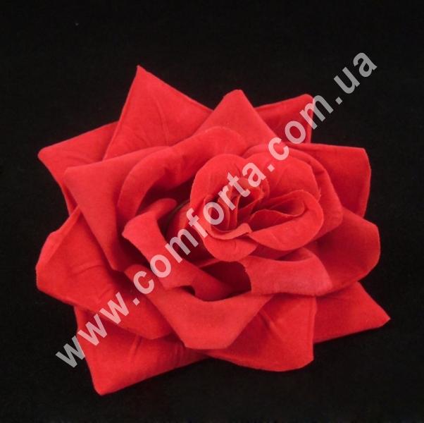 Искусственная головка розы