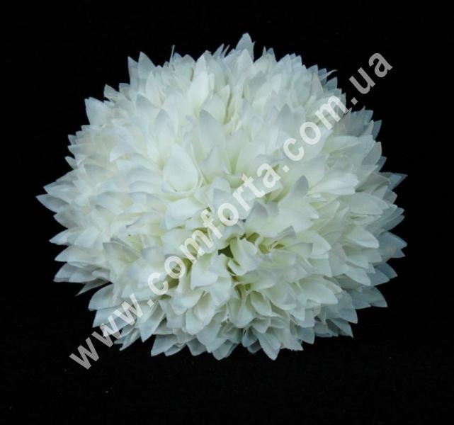 искусственная головка хризантемы