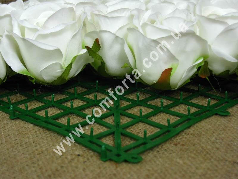 основа коврик с шипами, размер - 25 х 25 см, материал - пластик