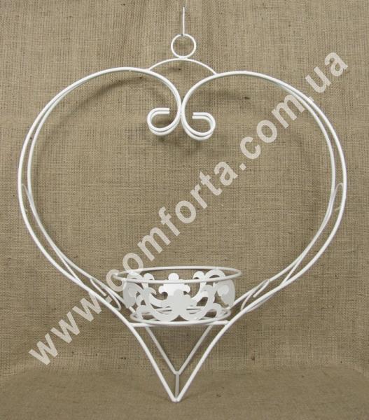 свадебный металлический декор