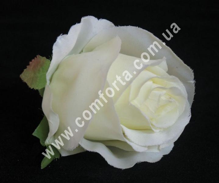 головка розы,цветок искусственный