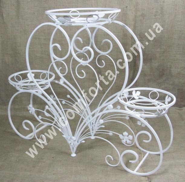 свадебная подставка для цветочных композиций, свадебная стойка