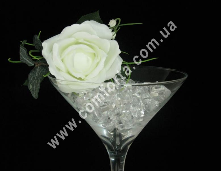 искусственный лед, акриловые кристаллы, декоративные кристаллы
