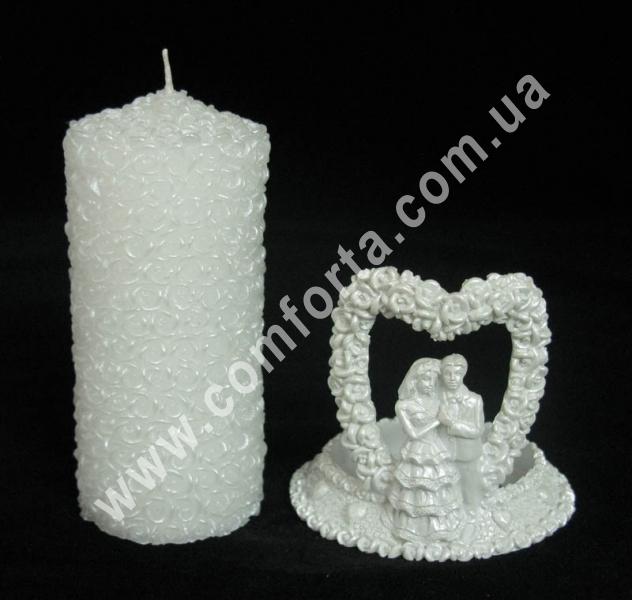 свеча свадебная семейный очаг