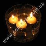 33392 Floating Candle (pack - 12 pieces)