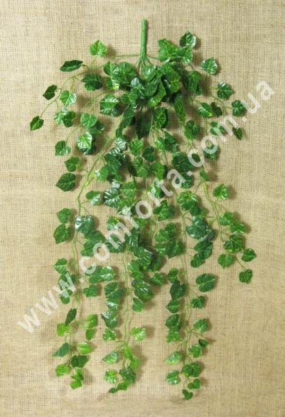 искусственная зелень вьющая, длина - 98 см, количество веток - 9 шт